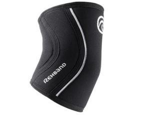 Rehband RX Elbow Sleeve 5mm Black - XL