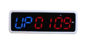 Silikonskydd Workout Timer Q20 - Vit